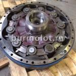 Hydraulic motors Sisu 500 repair