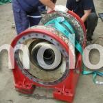 Ремонт аксиально-поршневого гидромотора Bosch Rexroth A2FM160 лебедки ZOLLERN ZHP 6-25