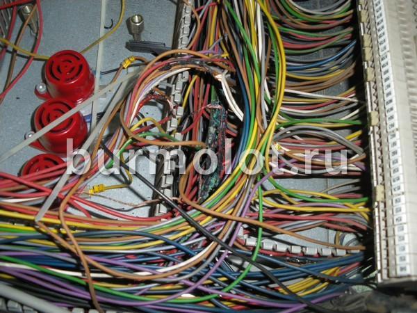Восстановление электропроводки
