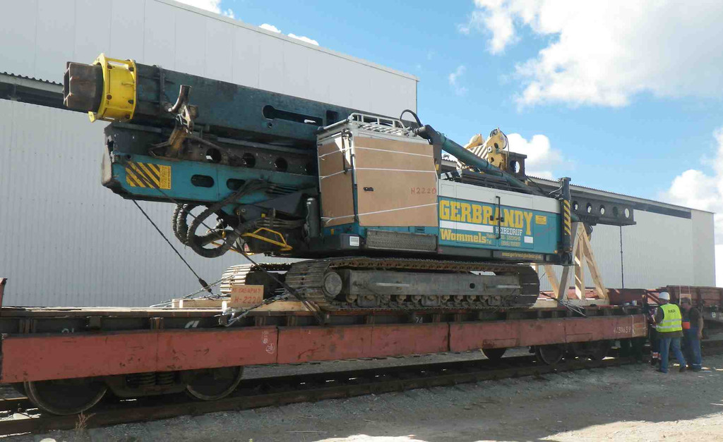 Used Pile driving & drilling rigs for sale