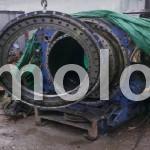 Капитальный ремонт ротора буровой установки JUNTTAN PM26