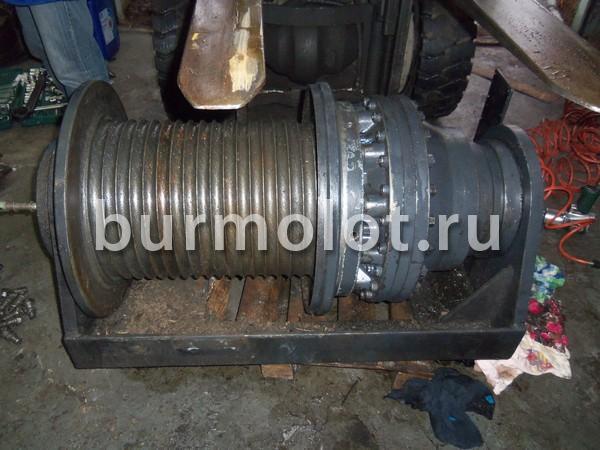 (Русский) Ремонт лебедки BB7