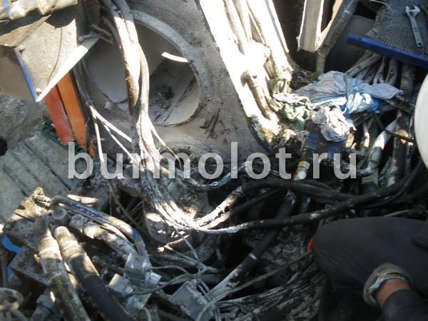 (Русский) восстановление электропроводки после пожара