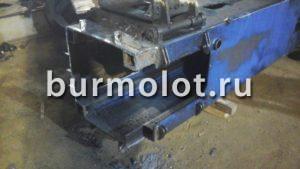Repair hammer body Junttan HHK7