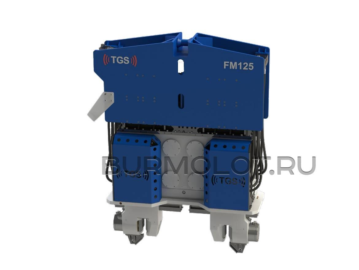 STANDARD FREQUENCY VIBRATORY FM 125