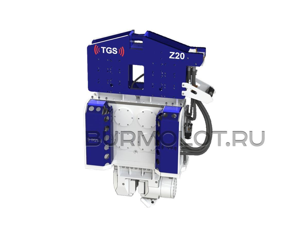 ZERO RESONANCE VIBRATORY Z 20