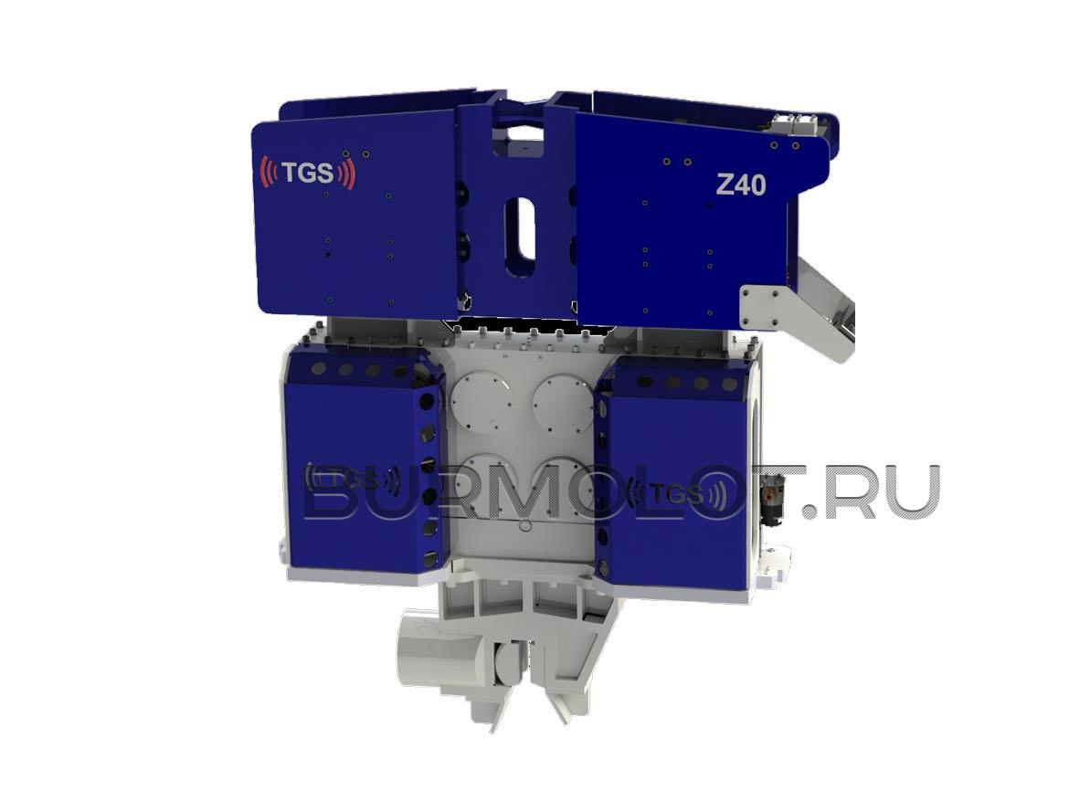 ZERO RESONANCE VIBRATORY Z 40